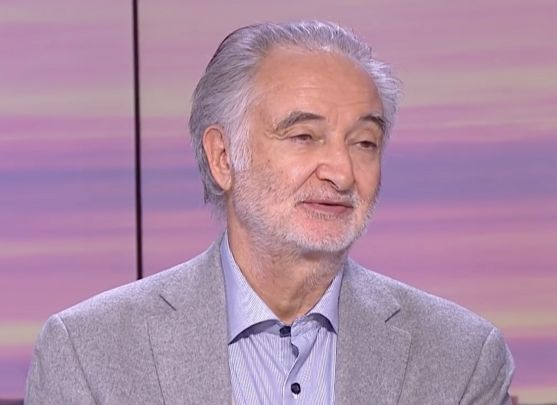 Jacques Attali conférencier / acteur de la finance