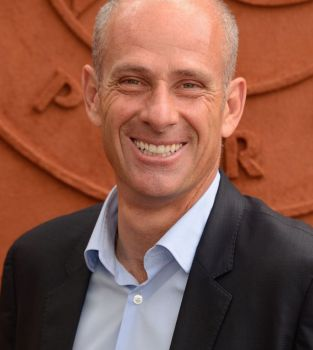 Guy Forget - Team Building par Sportifs de haut niveau